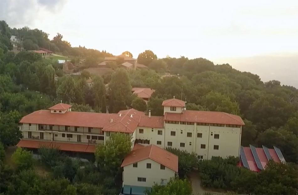 Karakalou Mt Athos Sister Theoctiste